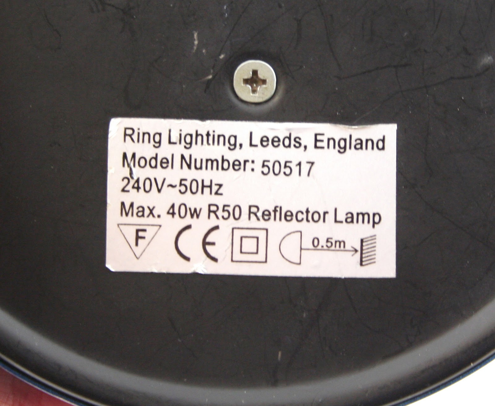Anglepoise 1227 lamp electrical safety UK earthing laws. – Relight Lamps