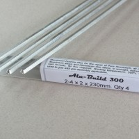 Aluminium Brazing Rods Very Low Temp
